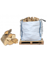 Bulk Bags of Seasoned Softwood Firewood