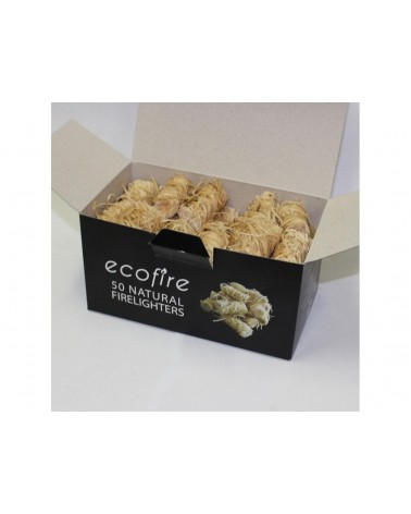 Ecofire Natural Firelighters