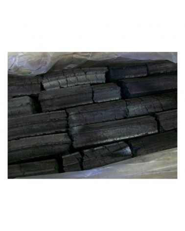 Sample Box of Ecofire Sawdust Charcoal Briquettes